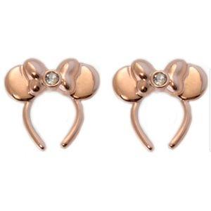 Disney Minnie Mouse Swarovski Crystals earrings